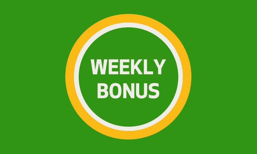 Joe Fortune Weekly Bonus