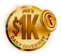 DAILY 1K Giveaway