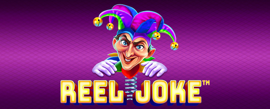 If you want to be laughing all the way to the bank, then Reel Joke is the perfect game for you! Headed up by Joke, the Jester who has as many Features as he does gags, this 4 Row, 6 Reel, 20 Payline pokie will have your sides splitting and your wallet bulging.
